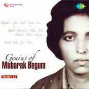 Genius Of Mubarak Begum Songs