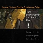 German Viola Da Gamba Sonatas And Suites Songs