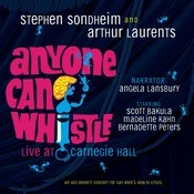 Anyone Can Whistle - Live At Carnegie Hall Songs