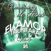 El Amor Triunfara, Vol.4 Songs