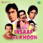 Insaaf Ka Khoon Songs
