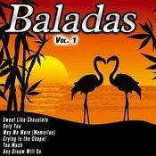 Baladas Vol. 1 Songs