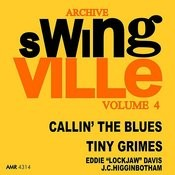 Swingville Volume 4: Callin' The Blues Songs