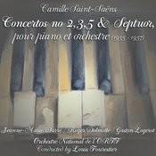 Saint-Saëns: Concertos No. 2, No. 3, No. 5 & Septuor, Pour Piano Et Orchestre (1955 - 1957) Songs
