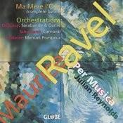 Ravel: Ma Mère L'oye Songs