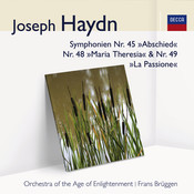 Symphony In F Sharp Minor, H.I No.45 -