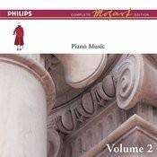 Mozart: The Piano Sonatas, Vol.2 (Complete Mozart Edition) Songs