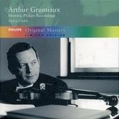 Arthur Grumiaux - Historic Philips Recordings 1953-1962 Songs