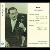 Violin Concerto In C, H.Viia No.1: 1. Allegro Moderato Song