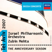 Israel Philharmonic - The  Anniversary Season (-) Songs