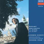 Mozart: Piano Concertos Nos.21 & 20 Songs