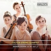 String Quartet In E Minor, Op. 44, No. 2: IV. Presto Agitato Song