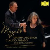 Mozart: Piano Concerto No.25 In C Major K.503;  Piano Concerto No.20 In D Minor K.466 (Live) Songs