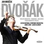 Violin Concerto, Op. 53, B.108: I. Allegro Ma Non Troppo - Quasi Moderato Song