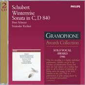 Schubert: Winterreise/Piano Sonata in C, D840 (2 CDs) Songs