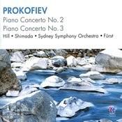 Prokofiev: Piano Concerto No. 2, Piano Concerto No. 3 Songs