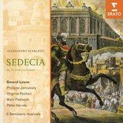 Alessandro Scarlatti - Sedecia, re di Gerusalemme Songs