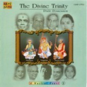 The Divine Trinity (vocal) Vol 3 Songs