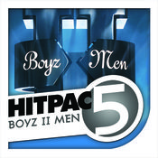 Boyz II Men Hit Pac - 5 Series Songs
