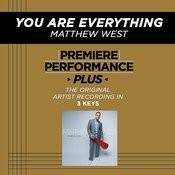 You Are Everything (Performance Tracks) - EP Songs