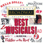 Celebrate Broadway, Vol. 10: Best Musicals! Songs