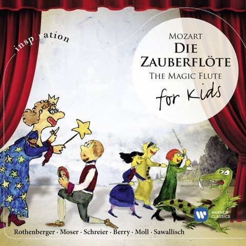 analysis of mozarts the magic flute