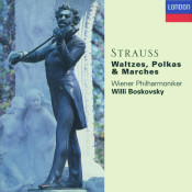 Strauss J Ii Waltzes Polkas Songs