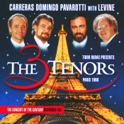 The Three Tenors Paris 1998 Songs