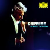 Herbert Von Karajan The Music The Legend Songs