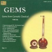 Gems From Carnatic Classicals Vol 2 Songs