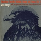 American Favorite Ballads, Vol 5: Tunes and Songs As Sung By Pete Seeger Songs