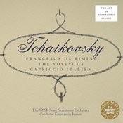 Tchaikovsky: Francesca Da Rimini, The Voyevoda, Italian Capriccio Songs