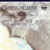 Grieg / Brahms: Sonates Pour Violoncelle et Piano Songs