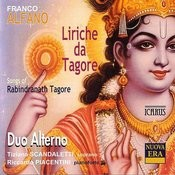 Alfano: Liriche Da Tagore/Songs Of Rabindranath Tagore Songs