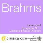 Johannes Brahms, Symphony No. 2 In D, Op. 73 Songs
