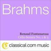 Johannes Brahms, Cello Sonata No. 1 In E Minor, Op. 38 Songs