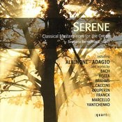 Serene: Classical Materpieces For The Organ Songs