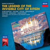 Rimsky-Korsakov: The Legend Of The Invisible City Of Kitezh Songs
