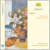 Dvorak: Violin Concerto; Serenade for Strings Songs