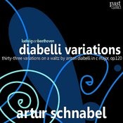 Beethoven: Diabelli Variations, Thirty-Three Variations On A Waltz By Anton Diabelli Songs