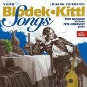 Blodek: Songs On German Texts Songs