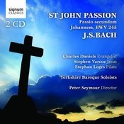 St John Passion Songs