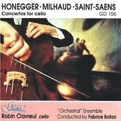 3 Concertos For Cello Songs
