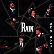 Rain - Live One Songs