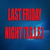 Last Friday Night (Cover Version) Song