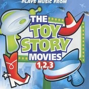 Music From The Toy Story Movies 1,2,3 Songs