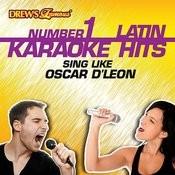 Drew's Famous #1 Latin Karaoke Hits: Sing Like Oscar D'leon Songs