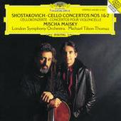 Shostakovich: Cello Concertos Nos.1 Op.107 & 2 Op.126 Songs