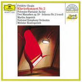 Chopin: Piano Concerto No.2; Scherzo; Polonaise; 3 Mazurkas Songs