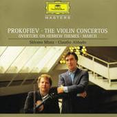 Prokofiev: Violin Concertos No.1 op.19 & No.2 op.63 Songs